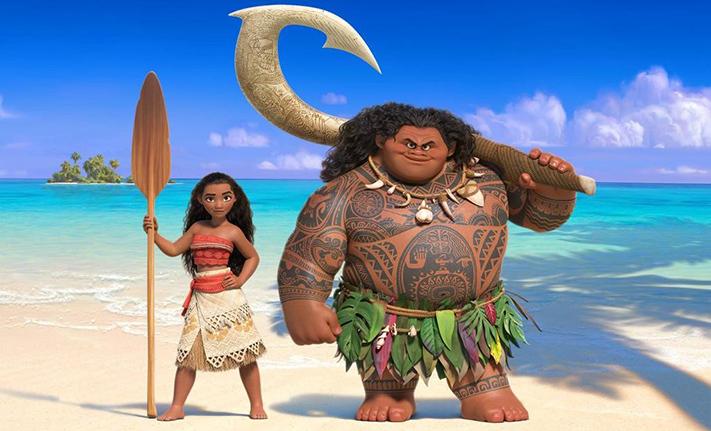 Vaiana, la légende du bout du monde - Walt Disney Pcitures