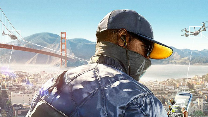 Watch_Dogs 2 - E3 2016 - Ubisoft - PS4 - Xbox One - PC