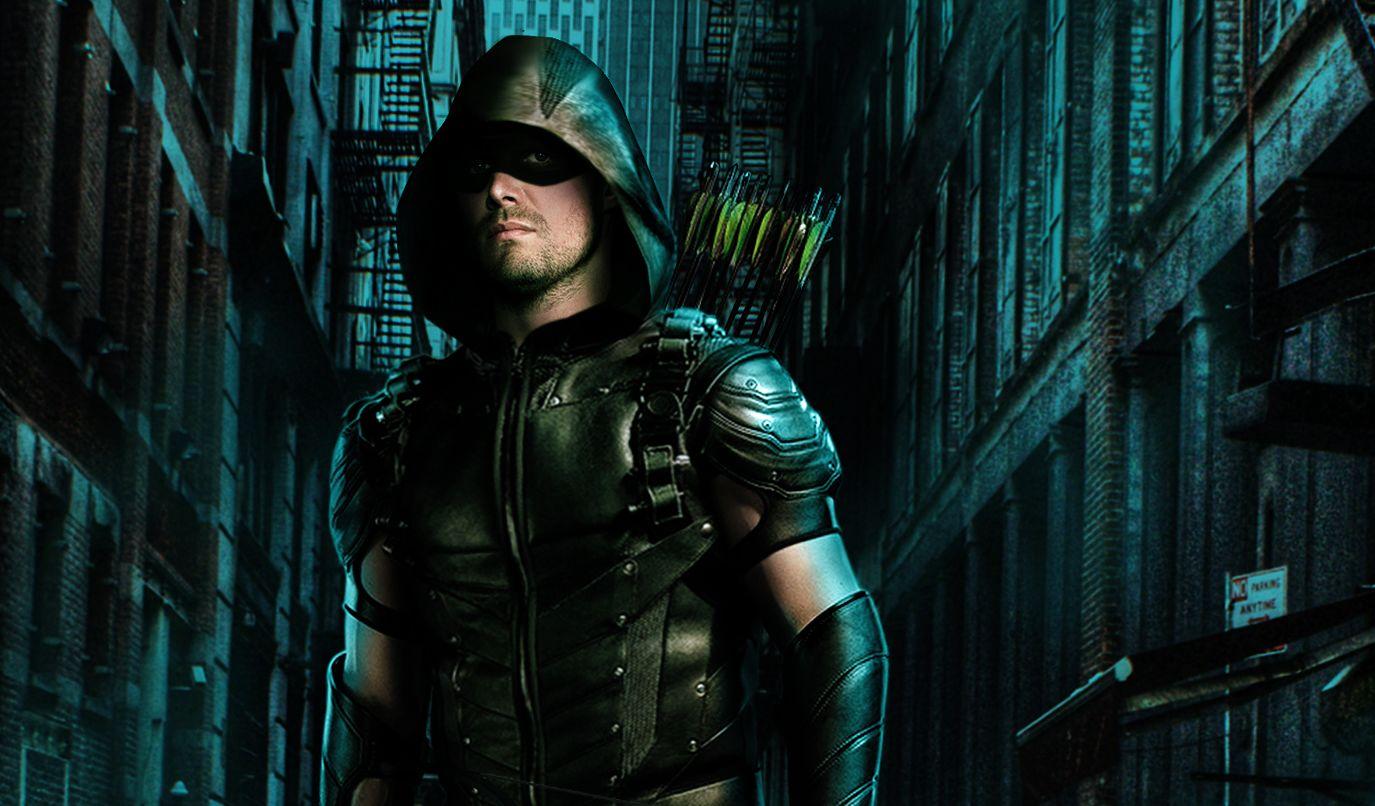 Arrow - Season 4 Saison 4 The CW SDCC 2016