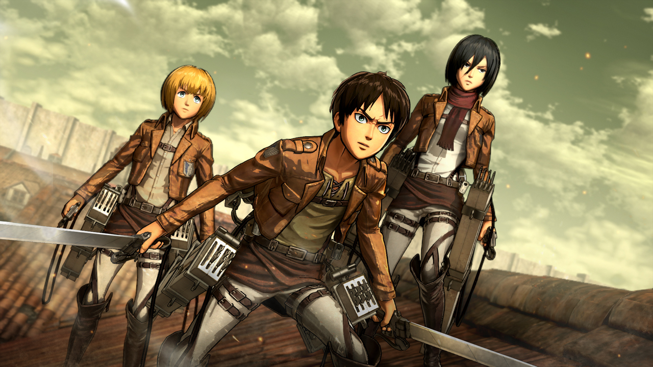 Attack On Titans : Wings of Freedom