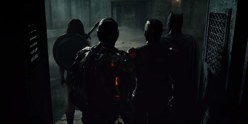 Justice League - SDCC 2016