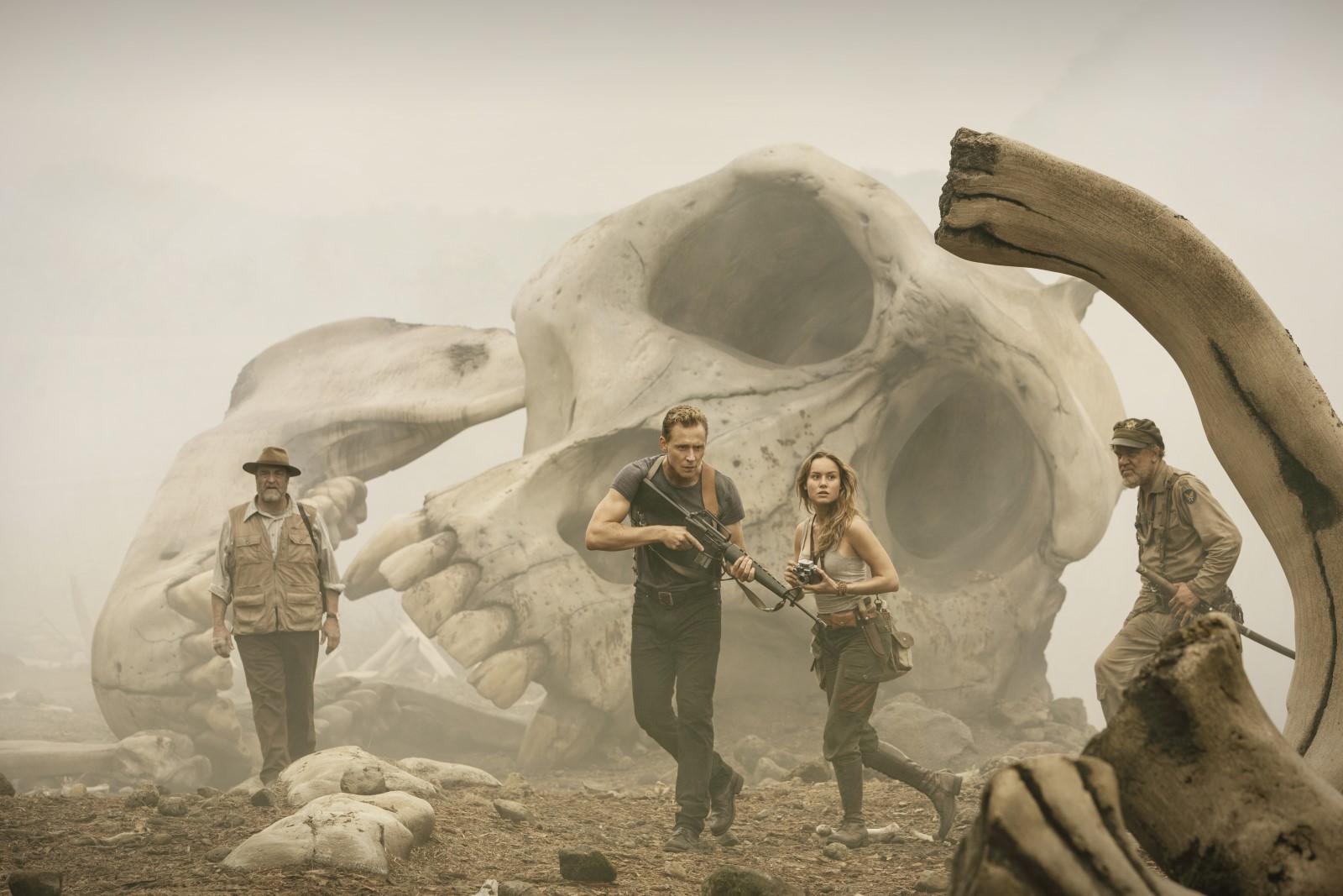 Kong : Skull Island - SDCC 2016