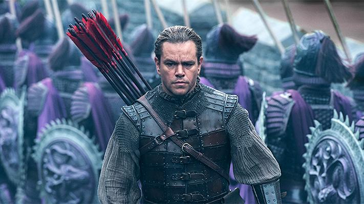 La Grande Muraille - Matt Damon