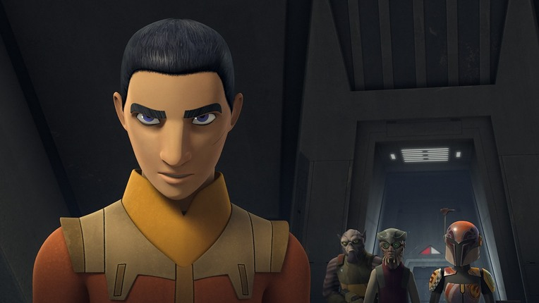 Star Wars Rebels Saison 3 Disney XD