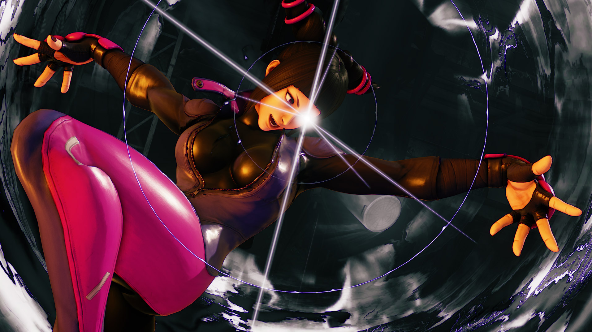 Street Fighter V Juri Capcom PS4 PC