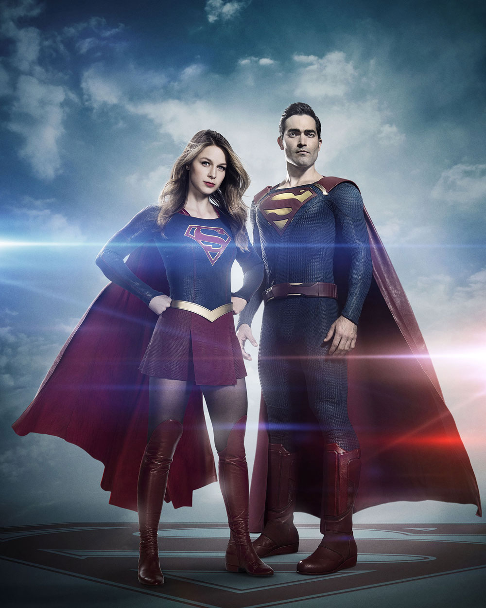 Superman-Supergirl-saison-2