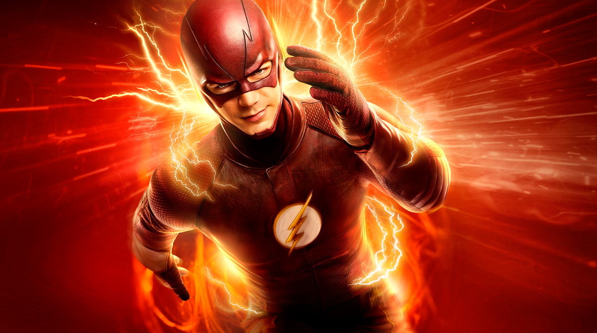 The Flash - Season 3 Saison 3 The CW SDCC 2016