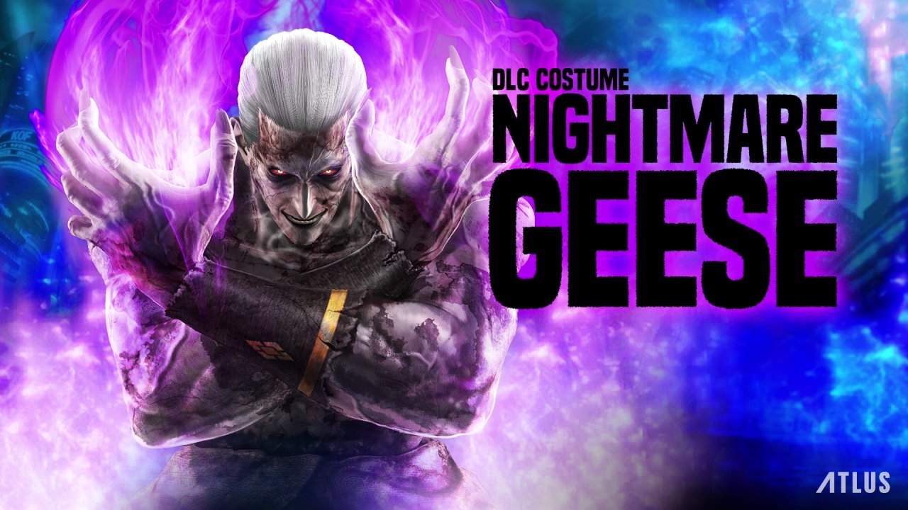 The King of Fighters XIV Nightmare Geese