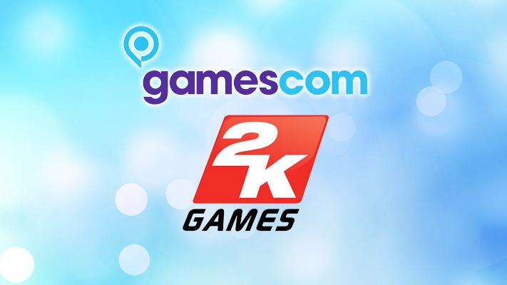 2K Games Gamescom