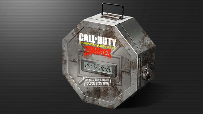 Call of Duty: Infinite Warfare - Mode Zombie Teasing