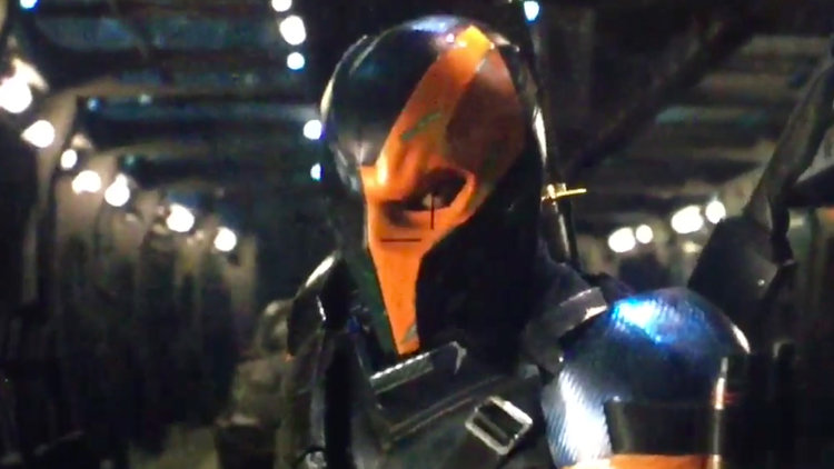 Justice League - Ben Affleck - Deathstroke