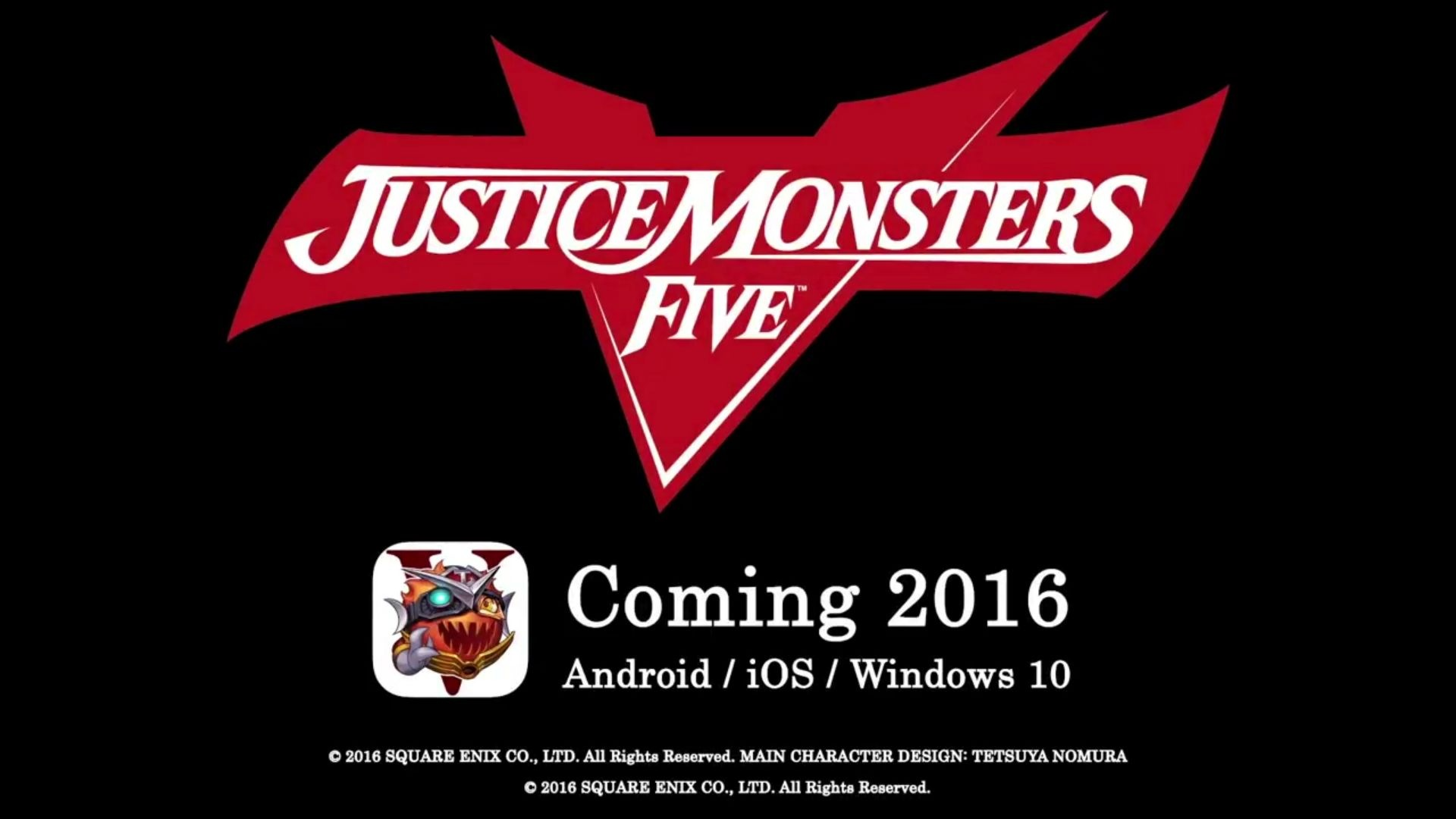 Justice Monsters Five - iOS Android