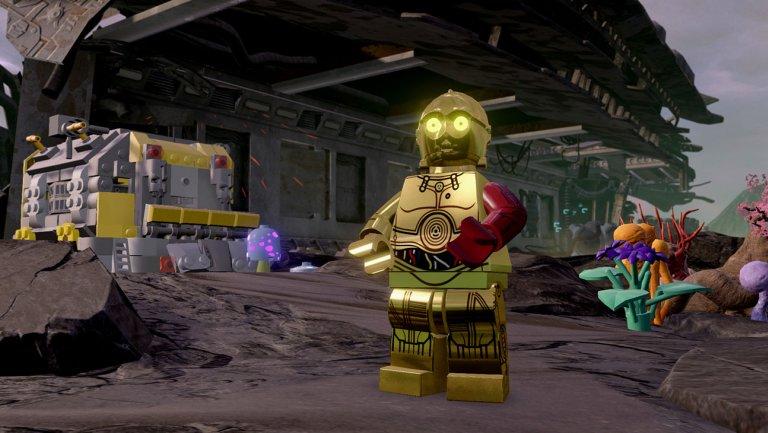 LEGO Star Wars Le Réveil de la Force - un trailer pour le DLC Le Bras Fantôme