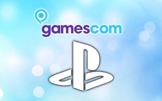 Sony PlayStation Gamescom