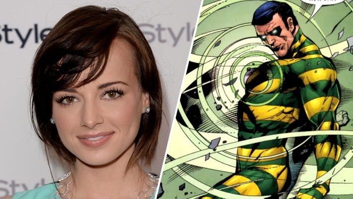 The Flash - Ashley Rickards - The Top