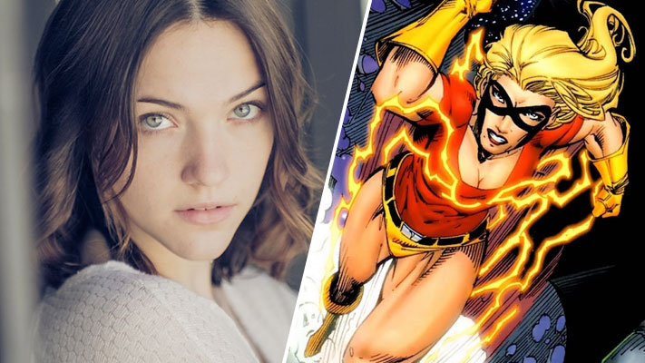 The Flash - Violett Beane sera Jesse Quick dans la saison 3