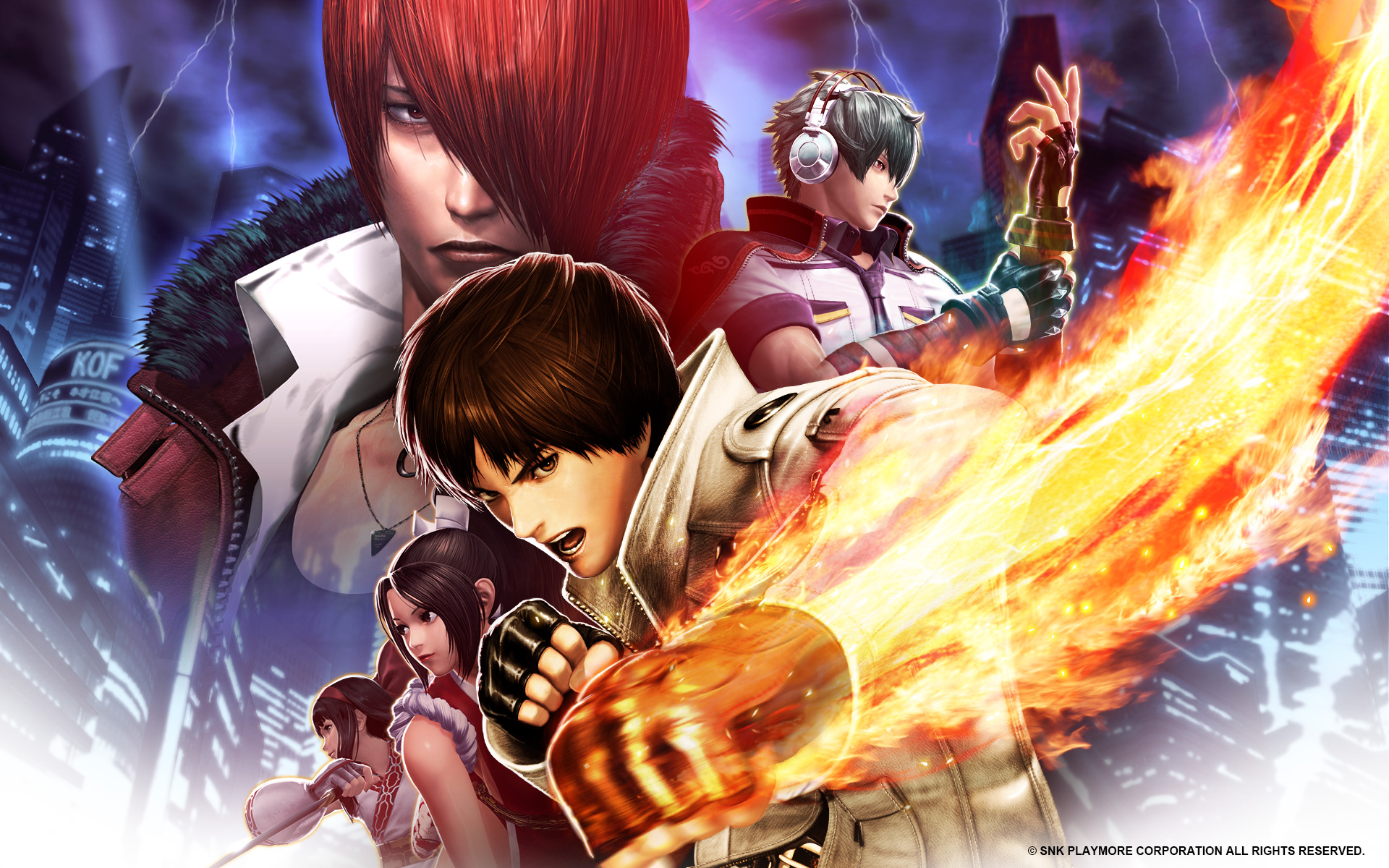 The King of Fighters XIV - PS4 - SNK