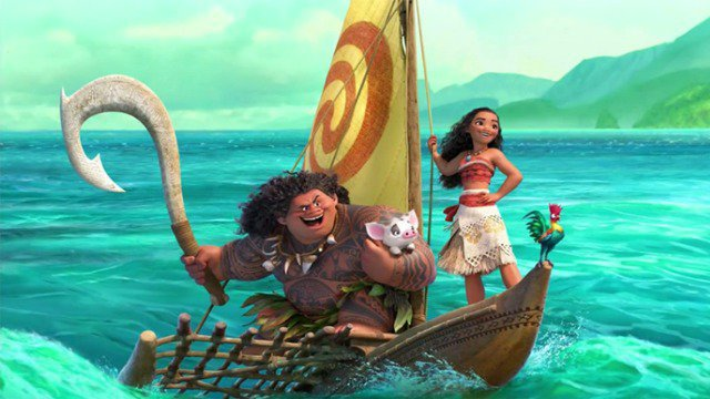 Vaiana : La Légende du Bout du Monde - Disney