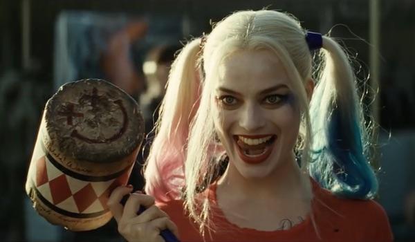 Margot Robbie - Harley Quinn