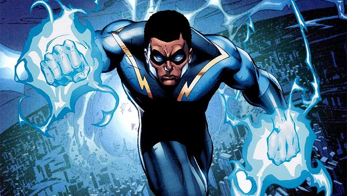 Black Lightning - DC Comics - Fox