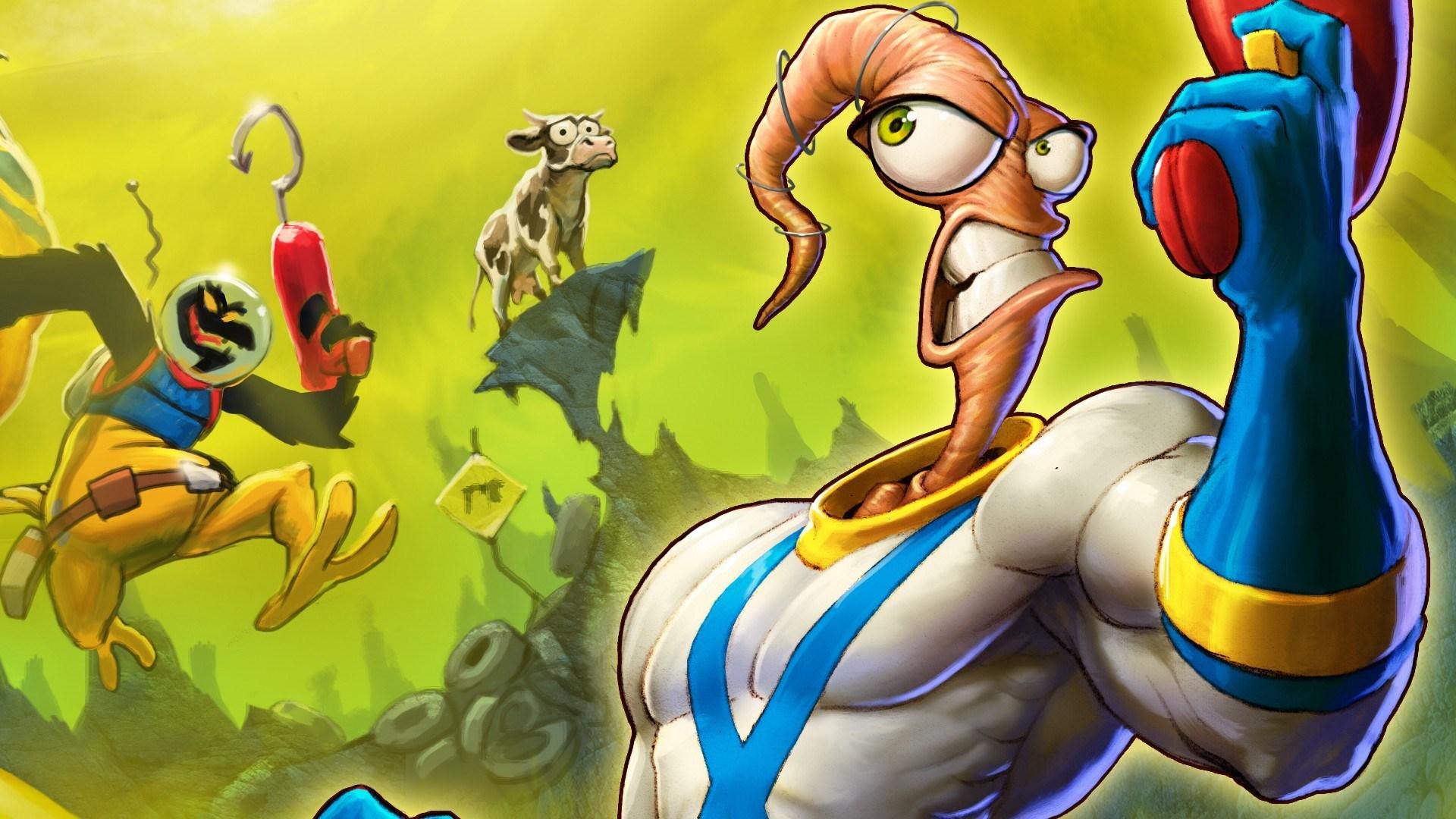 Earthworm Jim - Interplay