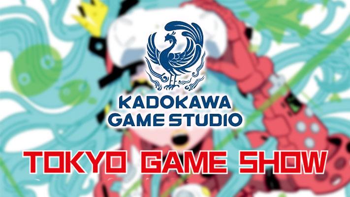 Kadokawa Games - Tokyo Game Show 2016