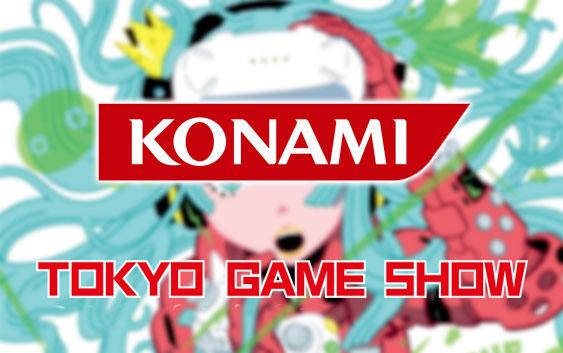 Konami Tokyo Game Show 2016