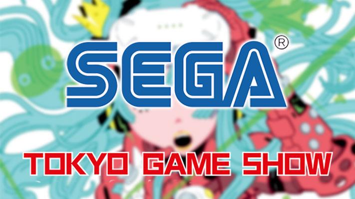 Sega - Tokyo Game Show 2016