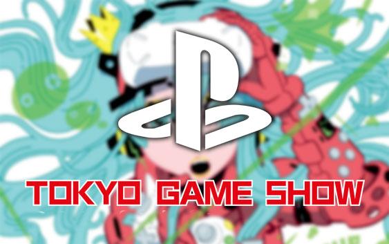 Sony PlayStation - TGS