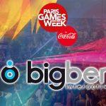PGW - Big Ben Interactive - Paris Games Week