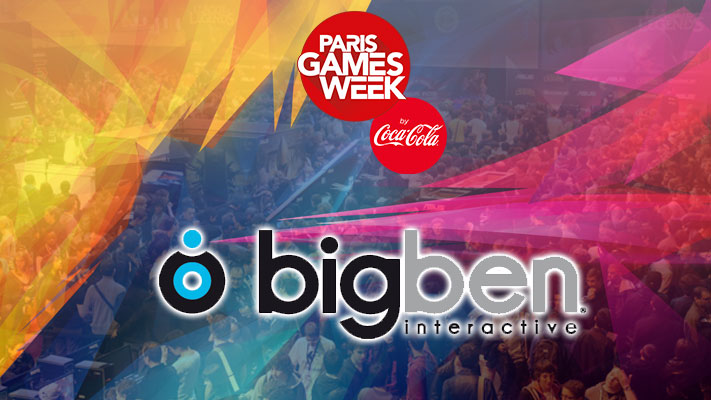 PGW - Big Ben Interactive - Paris Games Week