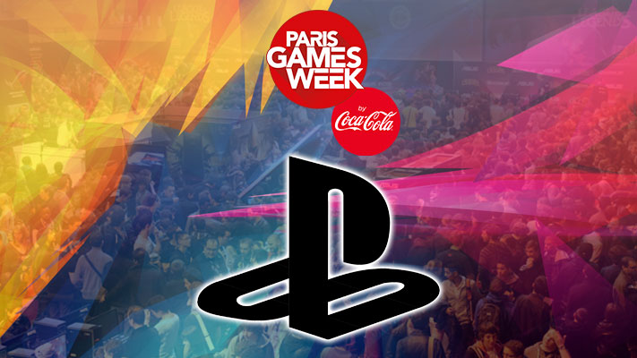 Paris Game Week 2016 - Sony PlayStation