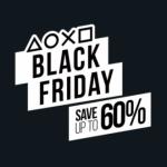 Black Friday PlayStation PS4 PS3 PSVita