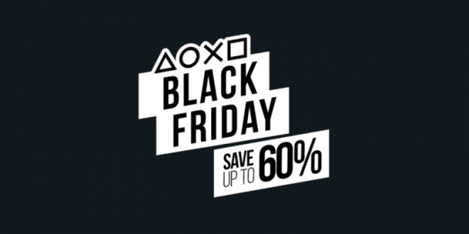 Black Friday PlayStation PS4 PS3 PSVita