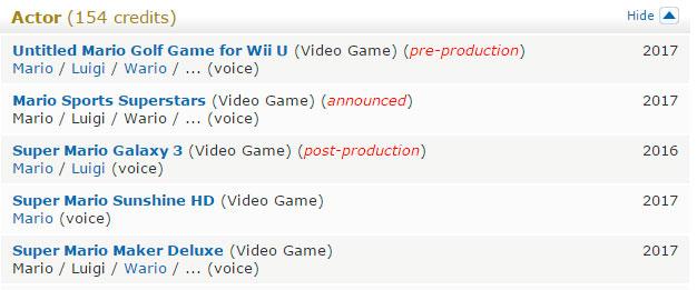 Charles Martinet IMDB