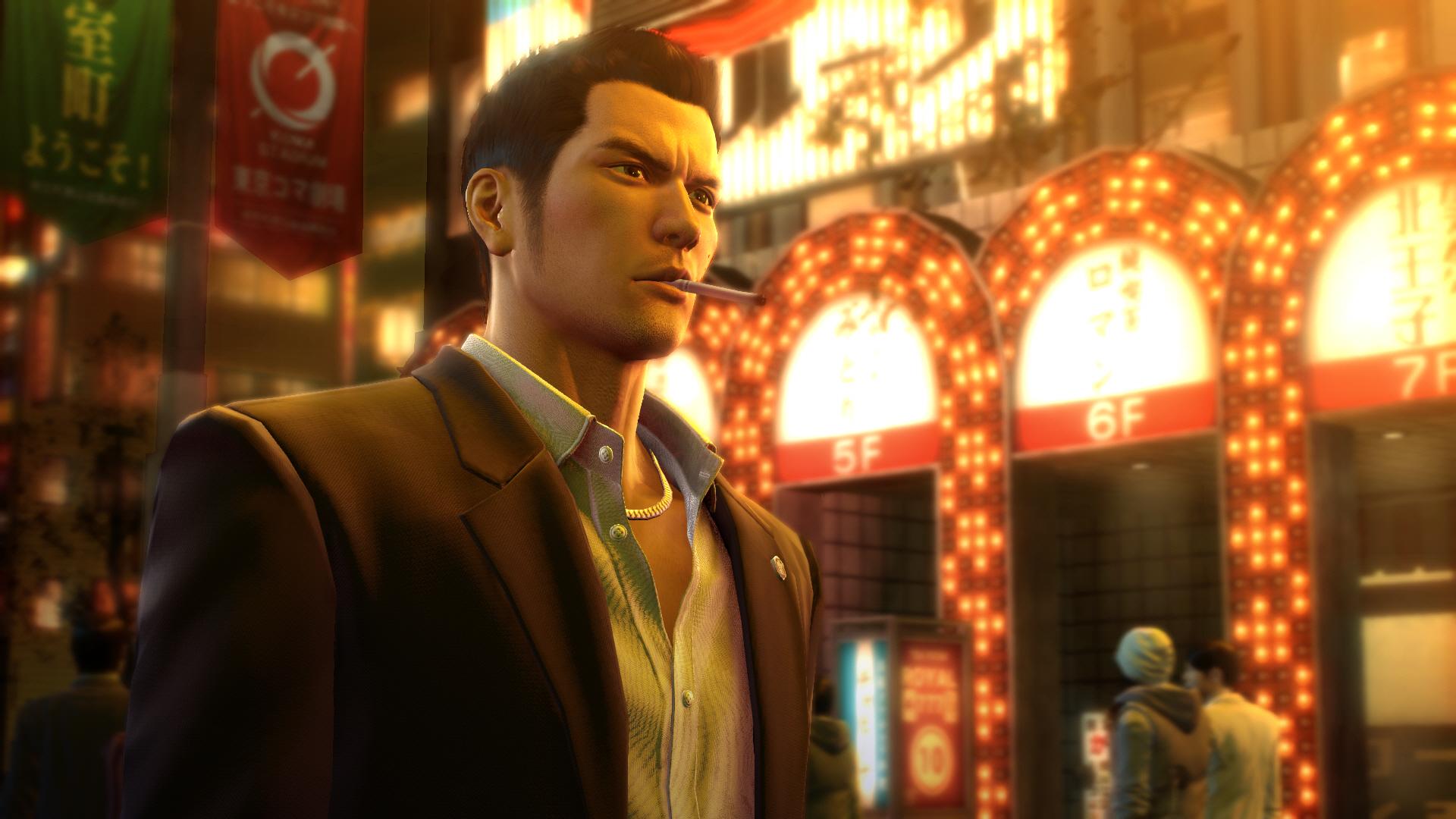 Un trailer sur la vie nocturne de Tokyo dans Yakuza 0