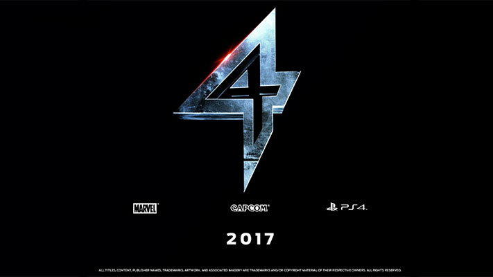 Marvel vs Capcom 4 annoncé à la Playstation Experience