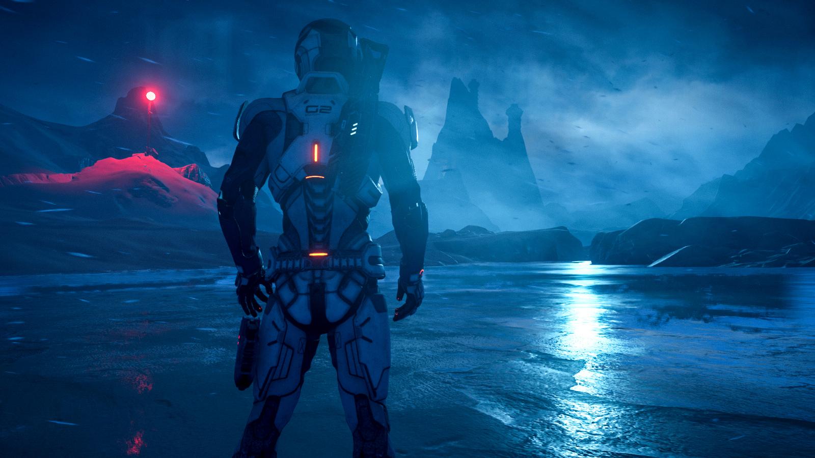 Mass Effect: Andromeda - le trailer du N7 Day