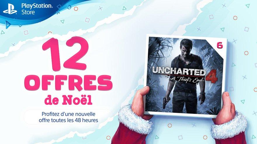 Les 12 offres de Noël 2016 du PlayStation Store : Offre N°6