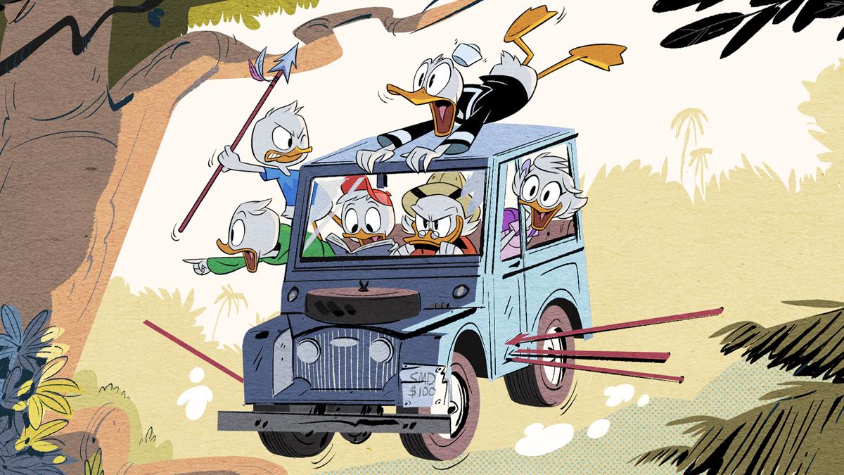 La Bande à Picsou - DuckTales