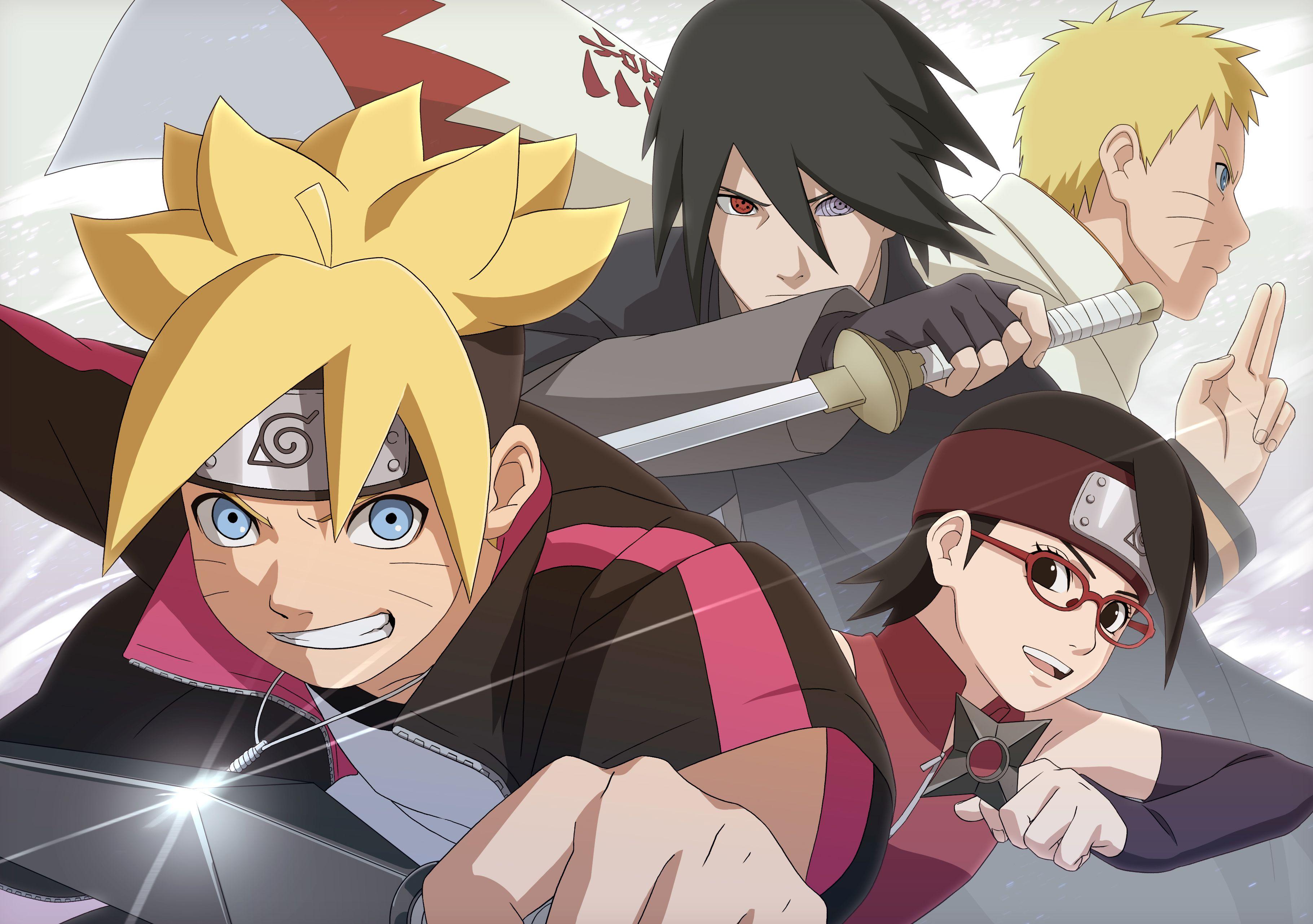 Naruto Shippuden Ultimate Ninja Storm 4 - un nouveau trailer pour le DLC Road to Boruto