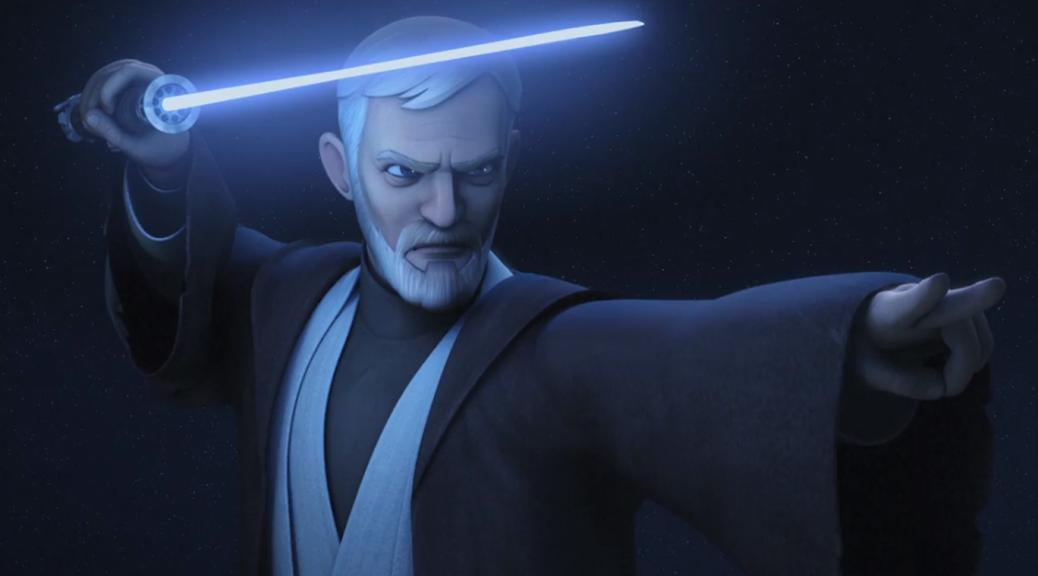 Star Wars Rebels un trailer pour la reprise de la saison 3 avec un guest