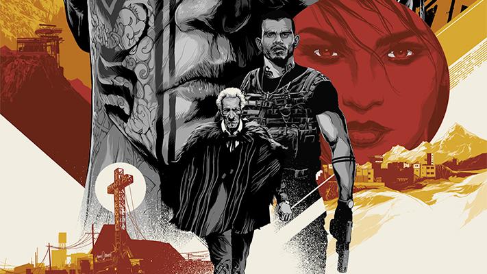 Tom Clancy's Ghost Recon Wildlands : War Within the Cartel