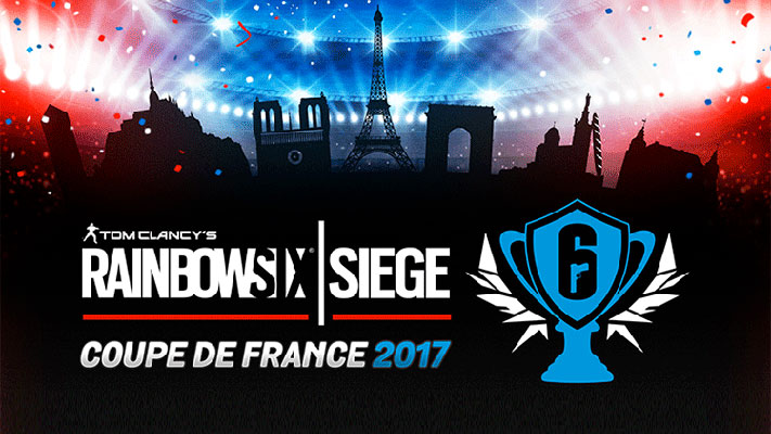 Coupe de France 2017 de Rainbow Six Siege