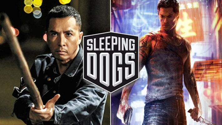 Sleeping Dogs - Donnie Yen