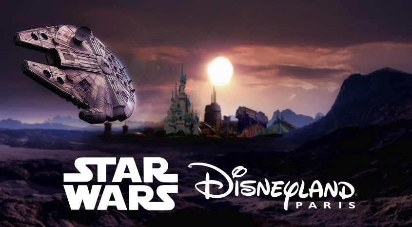 Soirée Star Wars Dineyland Paris - Walt Disney Studios