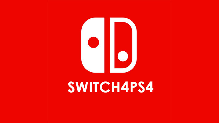 Switch4PS4 Emulateur Switch PS4