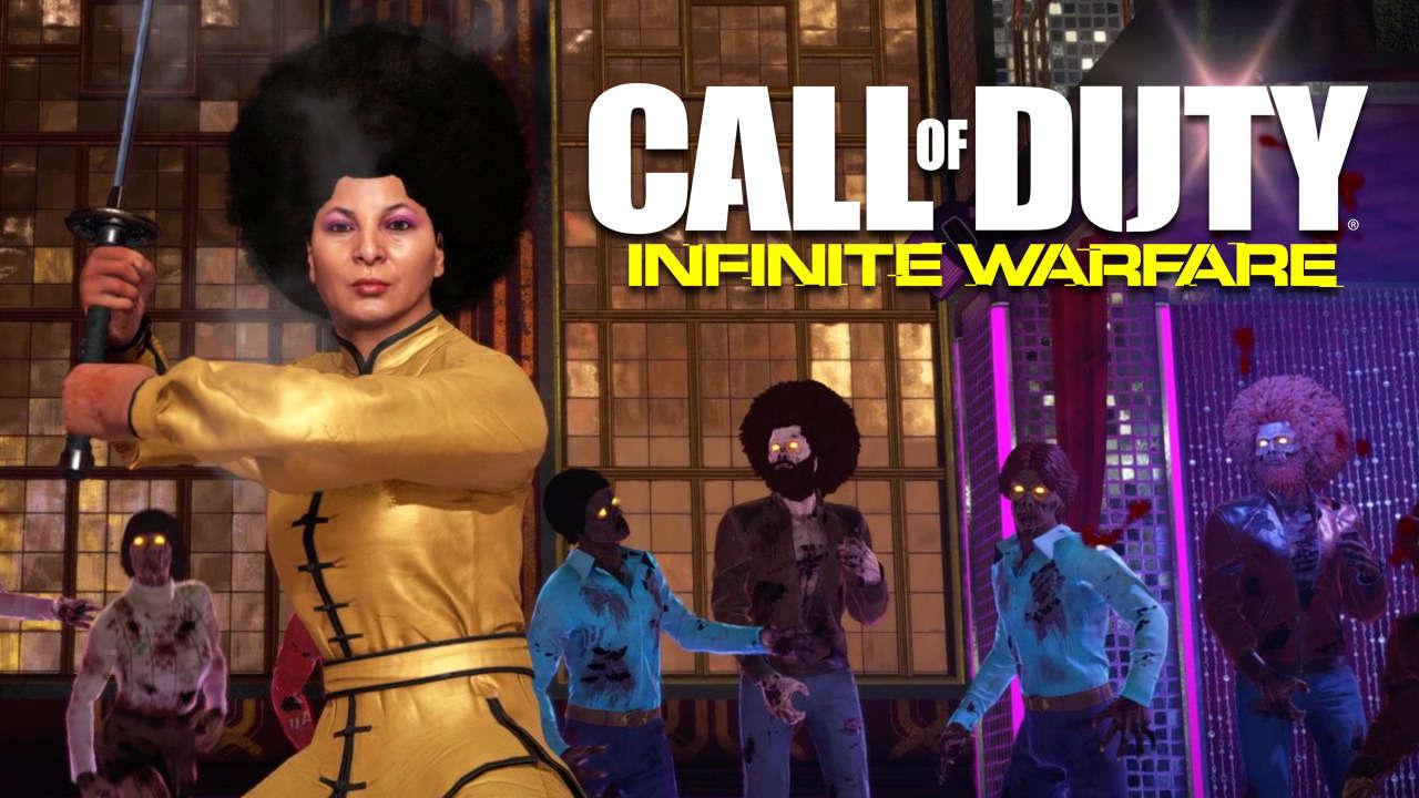 Call of Duty: Infinite Warfare - Shaolin Shuffle