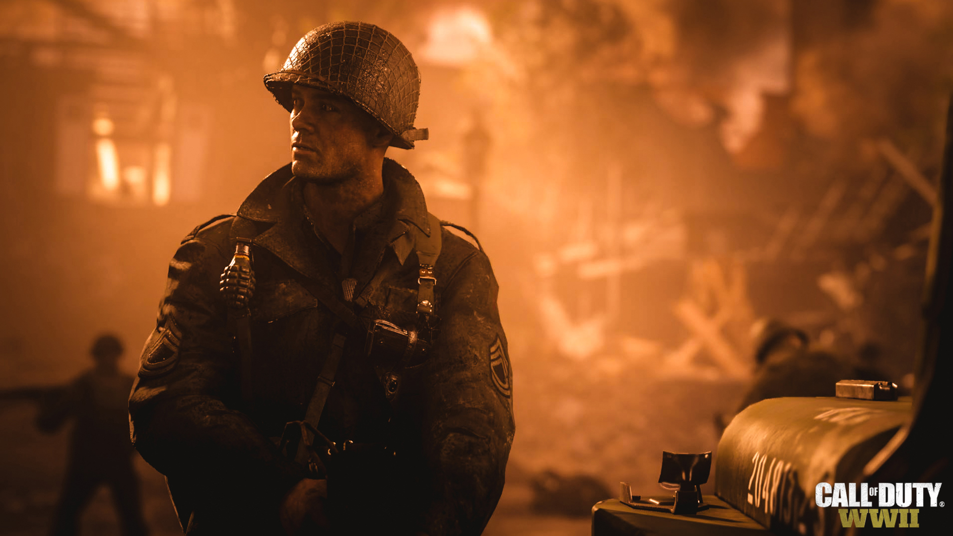 Call of Duty: WWII Josh Duhamel