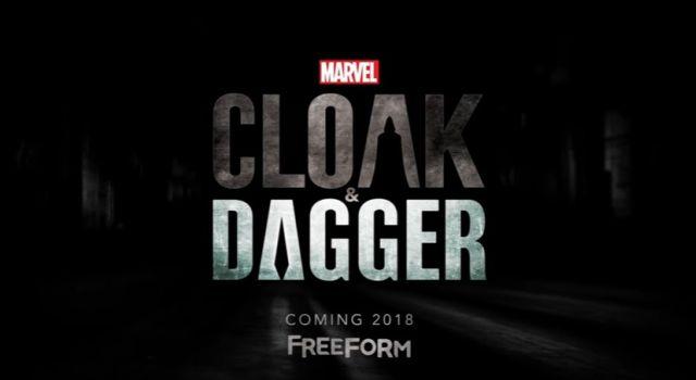 Marvel's Cloack & Dagger